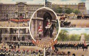 England London Militray Life Multi View