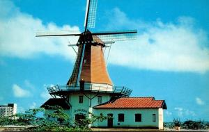 Aruba The Old Dutch Mill