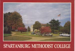 Methodist College , SPARTANBURG , South Carolina , 60-80s