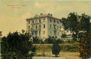 Croatia Lussinpiccolo Mali Losinj Cikat Cigale Militar-Kurhaus officers hotel