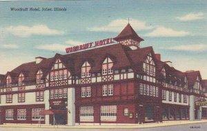 Illinois Joliet Woodruff Hotel
