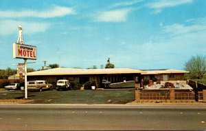 California Red Bluff Sportman Motel