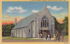 REHOBATH BEACH, Delaware, 30-40s; Saint Edmund's Catholic Church