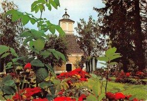 B109412 Finland Joroinen Tapuli Garden Church Eglise