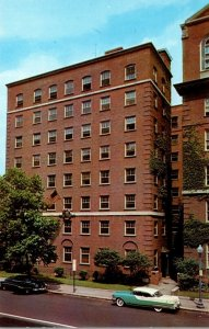 Washington D C Strong Residence Y W C A Building