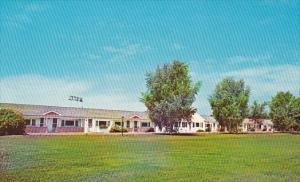 Penobscot Bay Motel, BELFAST, Maine, 40-60's