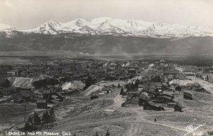 RP: LEADVILLE , Colorado , 30-40s ; Mt Massive #2
