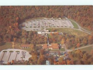 Unused Pre-1980 AERIAL VIEW OF TOWN Mammoth Cave National Park Kentucky KY n2425