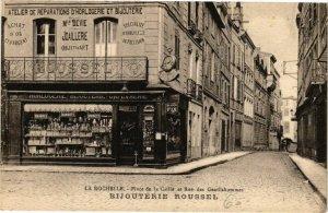 CPA La Rochelle - Bijouterie Roussel (47576)