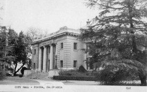City Hall - Pomona, California c1950s Vintage Postcard