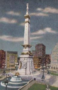 Indiana Indianapolis Soldiers and Silors Monument