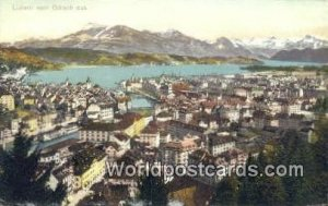 Von Gutsch Luzern Swizerland Unused