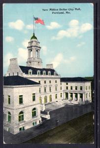 New City Hall,Portland,Maine