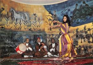 Tunisia Tunis La danse de ventre Dance Der Leibtanz
