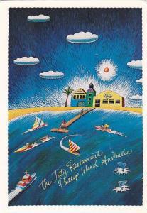 The Jetty Restaurant, Phillip Island , Victoria , Australia , 60-70s