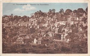 B95126 tananarive quartier de faravohitra Antananarivo madagascar africa