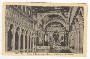 Chiesa di S. Apollinare Nuovo, L'Interno-(Vl Secolo), Ravenna (Emilia-Romagna...