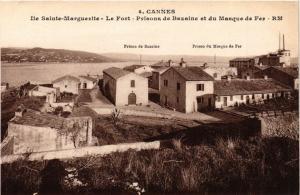 CPA CANNES Ile Ste-MARGUERITE le Fort - Prison de Bazaine (376506)