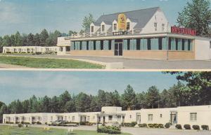 LORNE , Virginia, 1950-60s ; Bowie's Motel & Restaurant