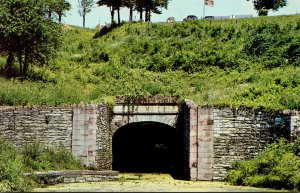 Pennsylvania Lebanon Oldest Tunnel In The United States