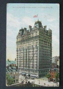 Bellevue Stratford Hotel Philadelphia PA 1908 Imperial Postcard Co