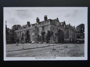 Kent BOUGHTON MONCHELSEA PLACE - Old RP Postcard