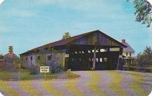 Covered Bridge Shelburne The Treasures Of Early American Life In A Traditiona...