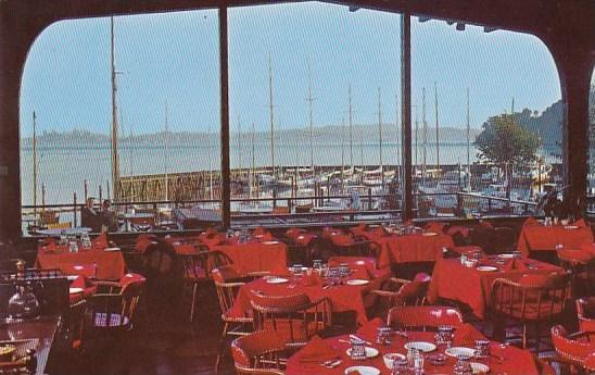 California Tiburon The Dock Restaurant