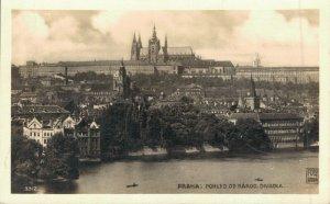 Czech Republic Praha Prague Postcard Lot of 11 RPPC and Printed  01.02