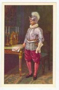 Comandante Guardie Svizzere, Tenula di gala, 00-10s