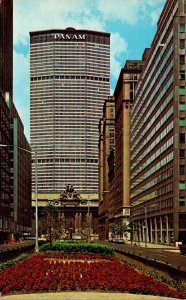 New York City The Pan Am Building