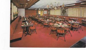 Steak House interior , North Myrtle Beach , South Carolina , 50-60s
