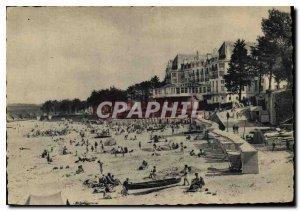 Modern Postcard St Lunaire Beach and the Grand Hotel