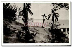Africa - Africa - Senegal - Dakar - A Corner of the Corniche - Old Postcard