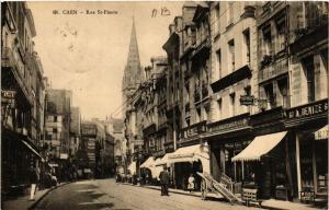 CPA CAEN - Rue St-Pierre (515814)