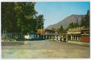 Rupert Taylor Motel & Restaurant, Hope BC