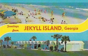 Georgia Jekyll Island Greetings Fron Jekyll Island