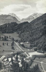 Switzerland St Luzisteig Calanda und Monteluna 02.45