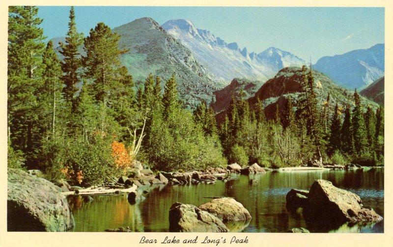 CO - Bear Lake and Long's Peak