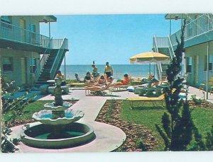 Pre-1980 APT MOTEL Indian Rocks Beach - Near Largo & St. Petersburg FL AE2643