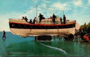 United States Sheringham The Lifeboat