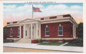 Florida Deland U S Post Office