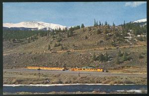 Granite Colorado Placer Motel US Highway 24