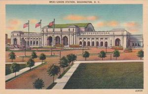 Washington DC Union Station