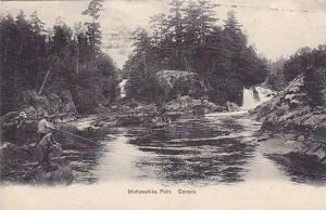 Scenic View,Mattawabika Falls, Canada,PU-1906