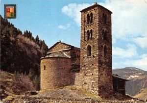 B49981 Valls D ` Andorra Sant Joan de Casselles Eglise Romanique