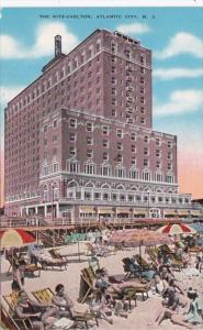 New Jersey Atlantic City Ritz-Carlton Hotel