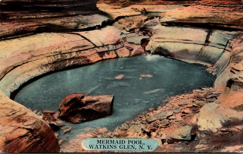 New York Watkins Glen Mermaid Pool
