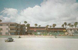 DAYTONA BEACH , Florida , 50-60s ; Seaview Manor Apartment Hotel
