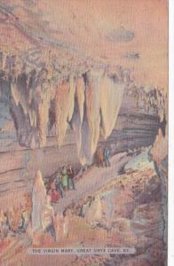 Kentucky Great Onyx Cave The Virgin Mary